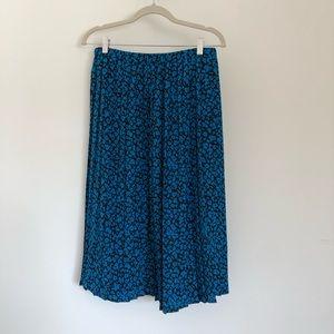 Vintage 80's midi skirt